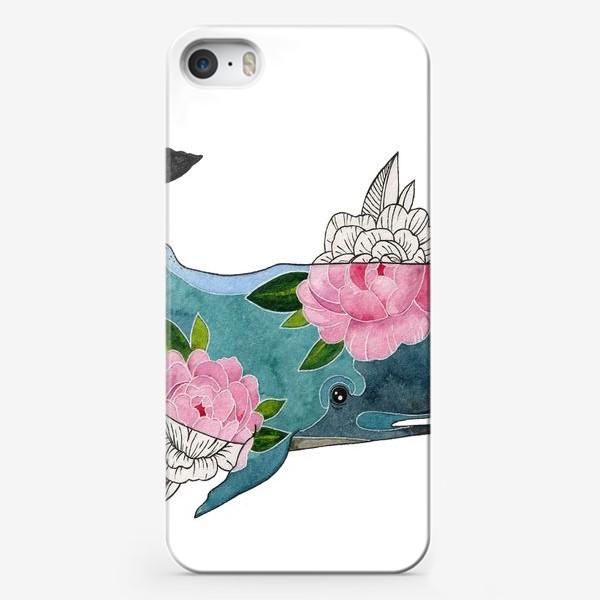 Чехол iPhone «Кашалот»
