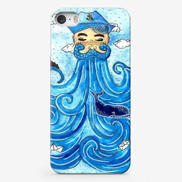Чехол iPhone «дядя море»