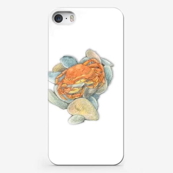 Чехол iPhone «Крабик»