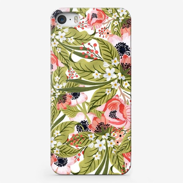 Чехол iPhone «Весенний день»