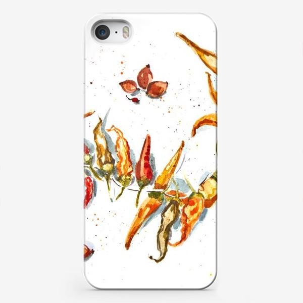 Чехол iPhone «Перчики»