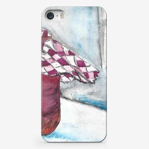 Чехол iPhone «Баночка варенья»