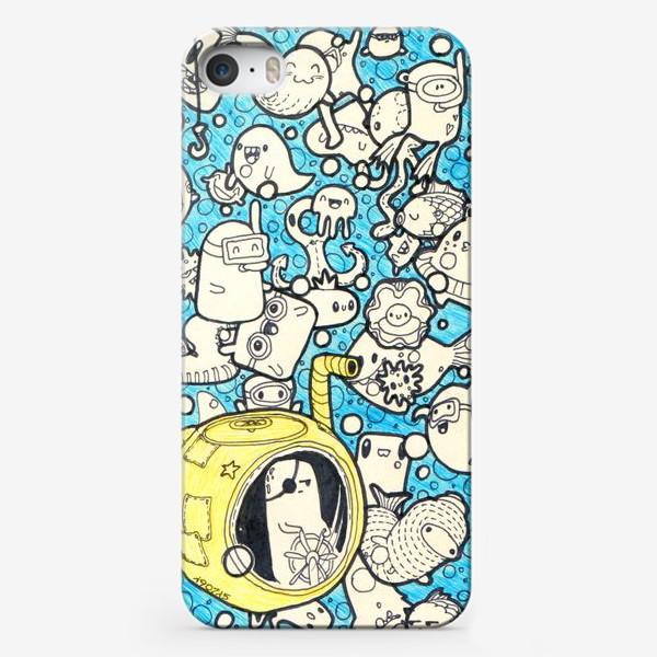 Чехол iPhone «Yellow Submarine»