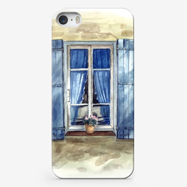 Чехол iPhone «Прованское окошко»