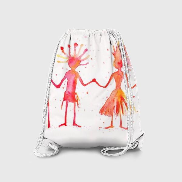 Рюкзак «ПАРОЧКА»