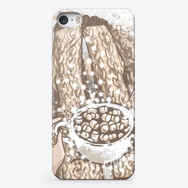Чехол iPhone «Какао»