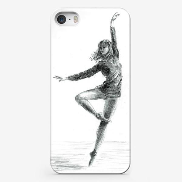 Чехол iPhone «Танец»