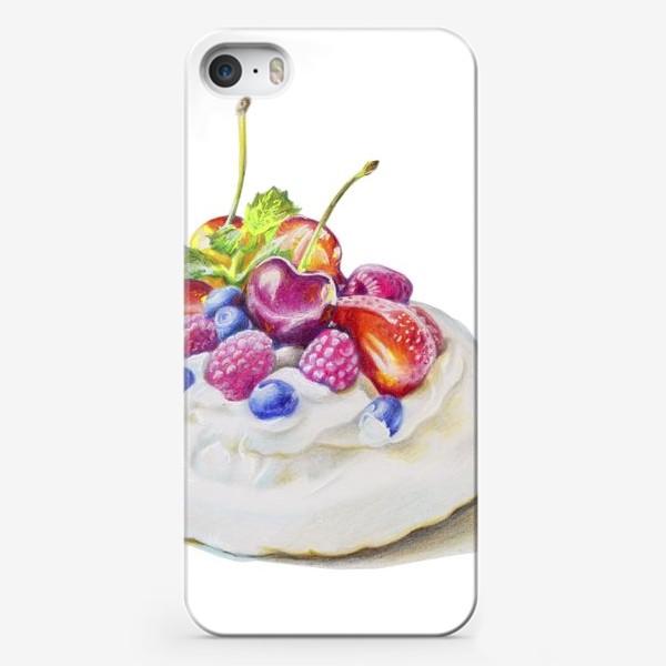 Чехол iPhone «Воздушное лакомство»