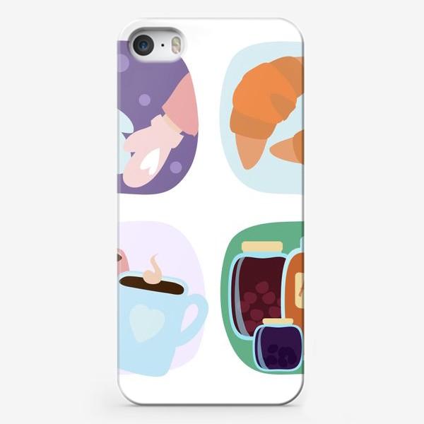 Чехол iPhone «Зимние радости»