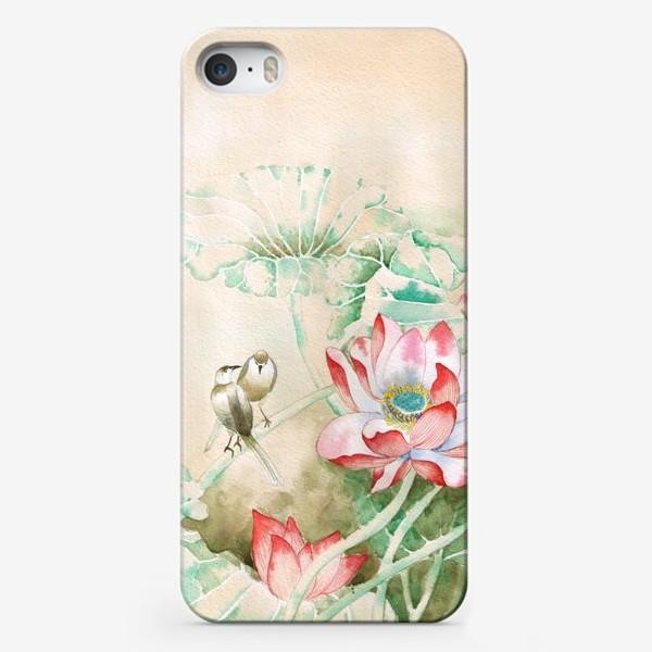 Чехол iPhone «у пруда»