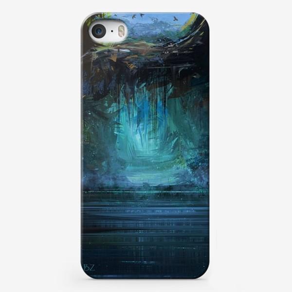 Чехол iPhone «Где-то под землёй»