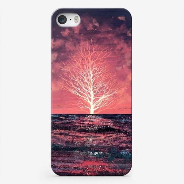 Чехол iPhone «Где-то в океане»