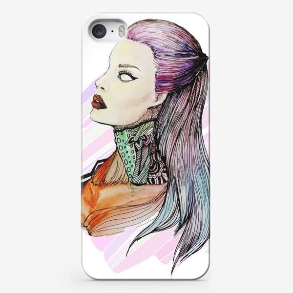 Чехол iPhone «Ева»