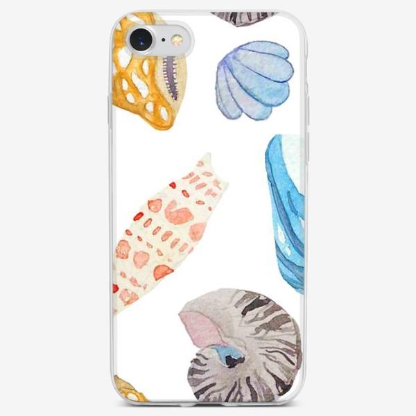 Чехол iPhone «Пляжные сокровища»