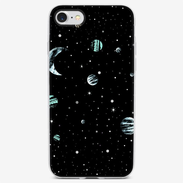 Чехол iPhone «Мистика»