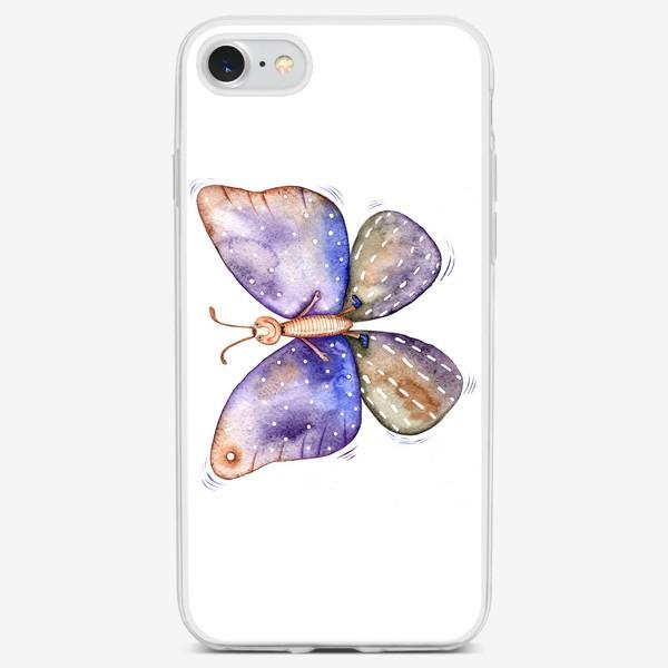 Чехол iPhone «Бабочка»