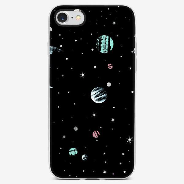 Чехол iPhone «Космос2»