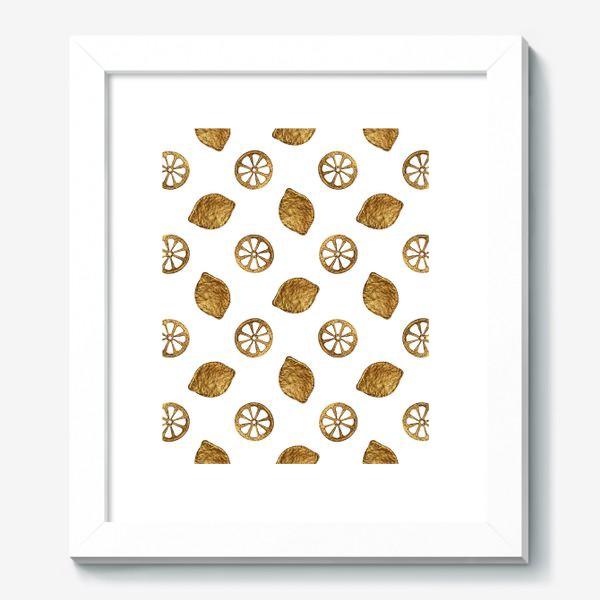 Картина «Лимоны золотые»