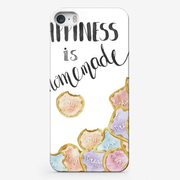Чехол iPhone «Homemade happiness»