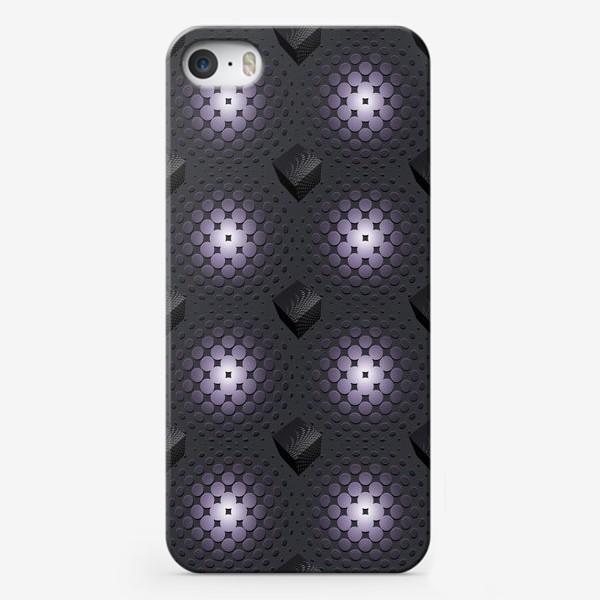 Чехол iPhone «паттерн-геометрия»