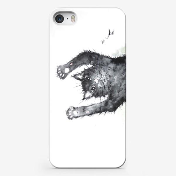 Чехол iPhone «А под кроватью...»
