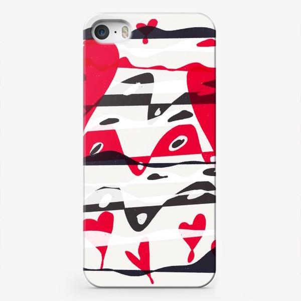 Чехол iPhone «st Valentine's»