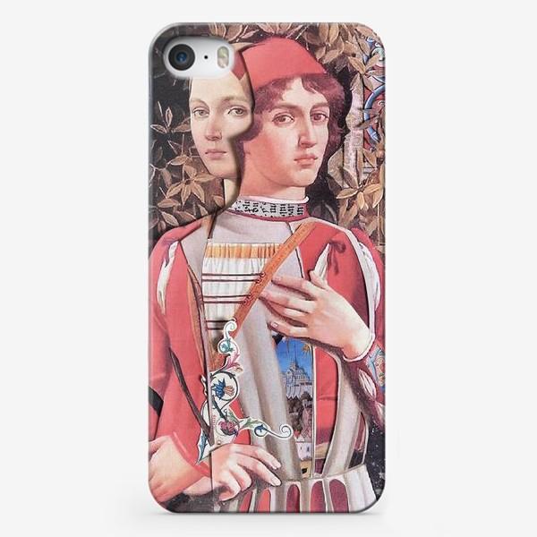 Чехол iPhone «Romeo&Juliet, принт к 14 февраля»