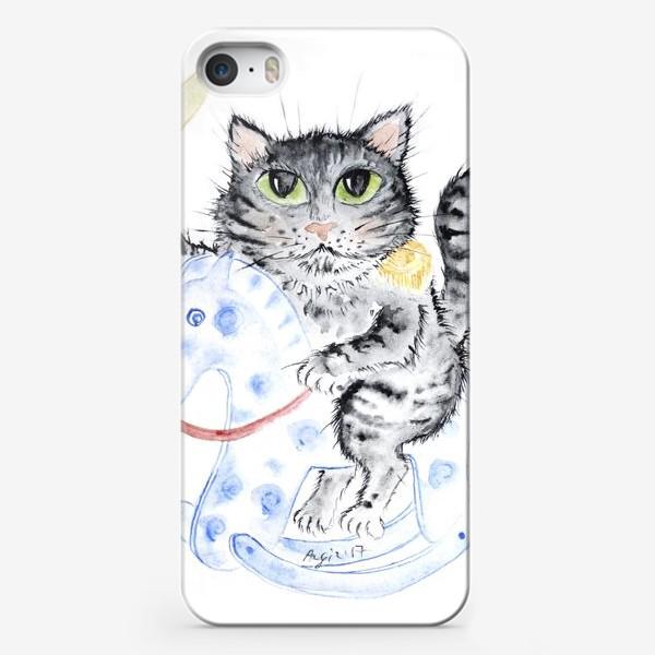 Чехол iPhone «Кавалерист»