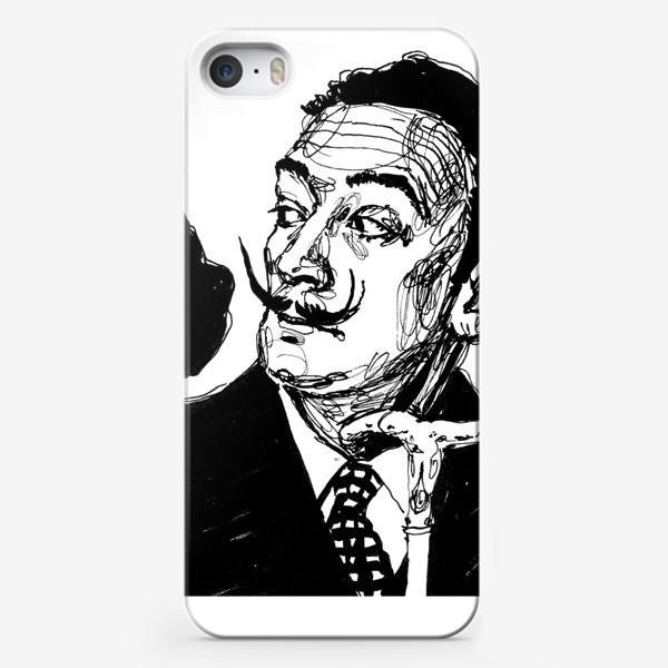 Чехол iPhone «Salvador Dali»