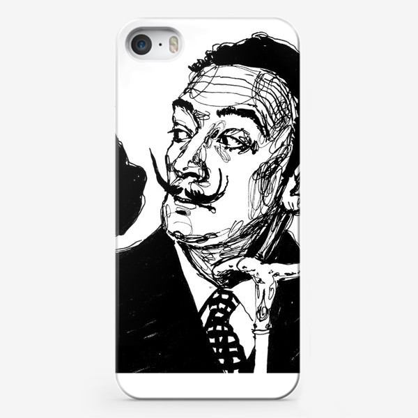 Чехол iPhone «Salvador Dali»