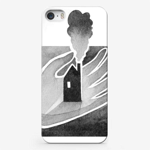 Чехол iPhone «Дом»