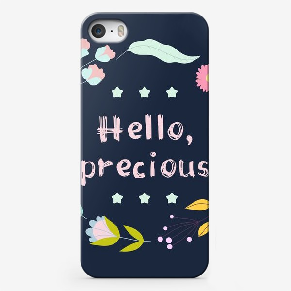 Чехол iPhone «Моя прелесть.»