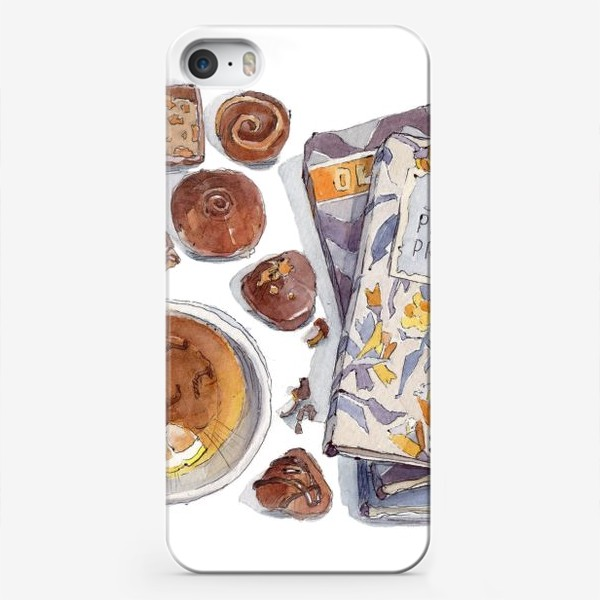 Чехол iPhone «Сладкий Ноябрь»