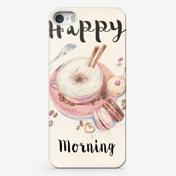 Чехол iPhone «Happy Morning»