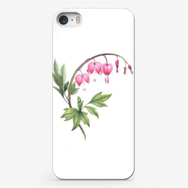 Чехол iPhone «Цветок сердца»