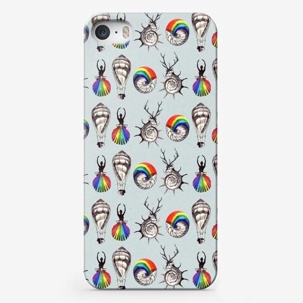 Чехол iPhone «Ракушки»