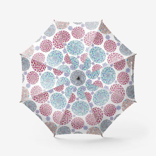 Зонт «Драгоценные пузырьки »