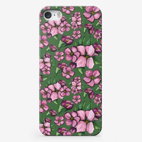 Чехол iPhone «Весеннее цветение 2»