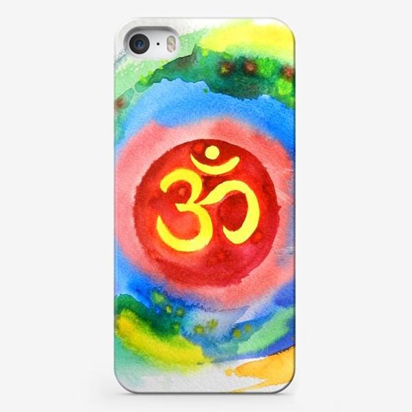 Чехол iPhone «ОМ»
