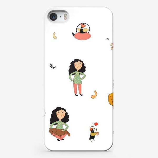 Чехол iPhone «Поиграем»
