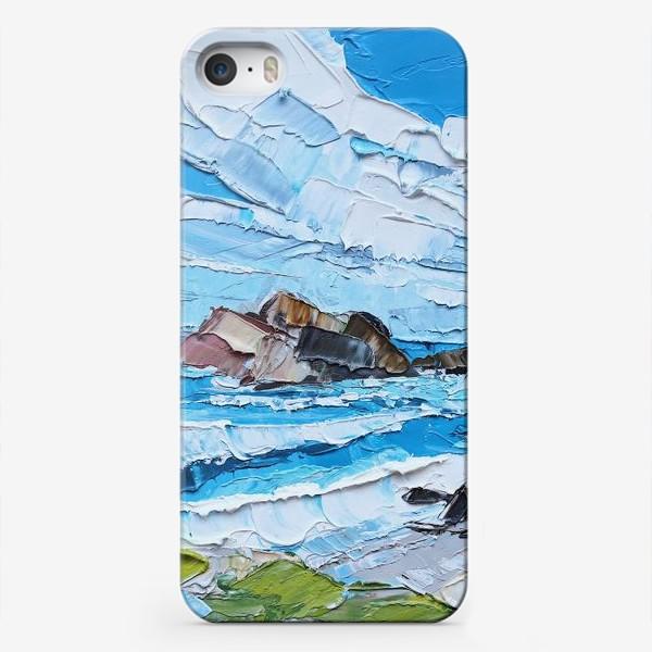 Чехол iPhone «Залив»