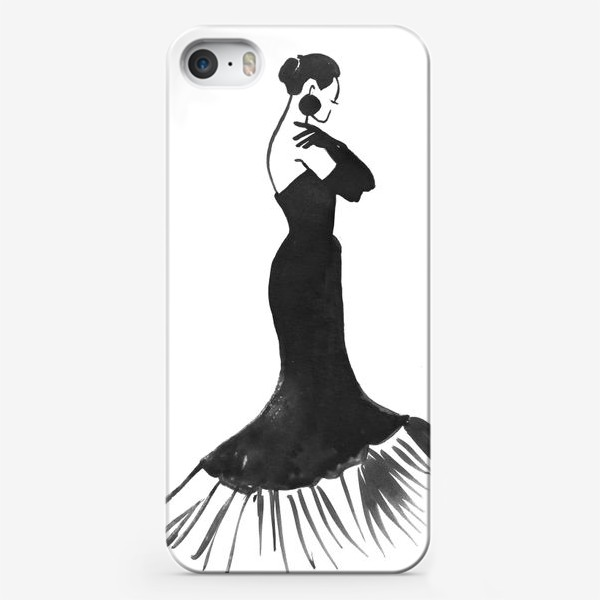 Чехол iPhone «Кармен»