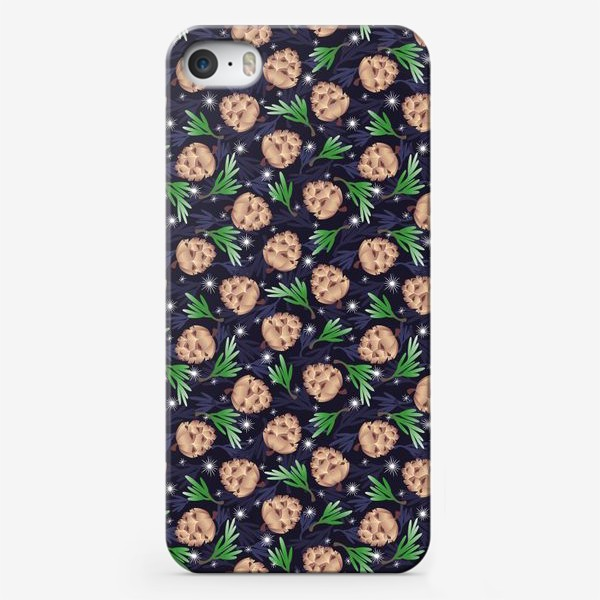 Чехол iPhone «Лесной ковер»