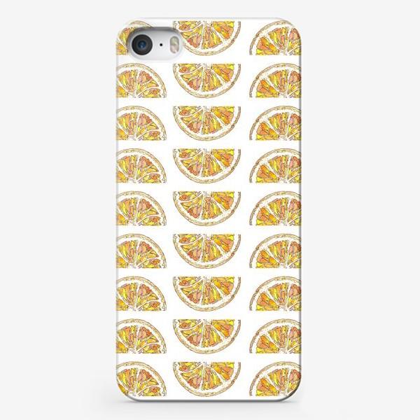 Чехол iPhone «Цитрусы»