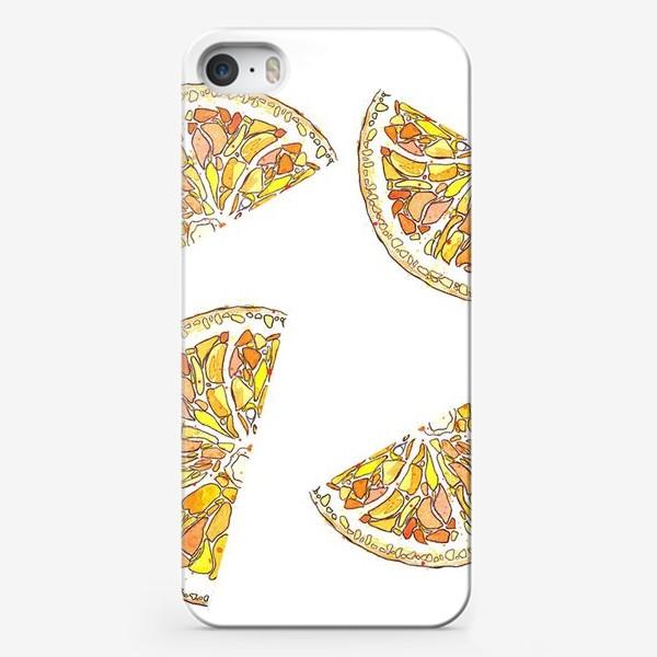 Чехол iPhone «Дольки»