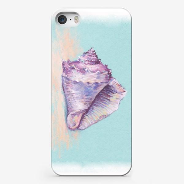 Чехол iPhone «ракушка»