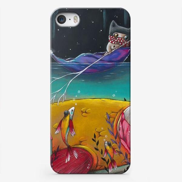 Чехол iPhone «Немое Путешествие №8»