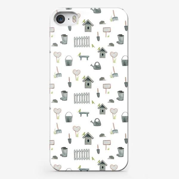 Чехол iPhone «Дачный сезон 2»