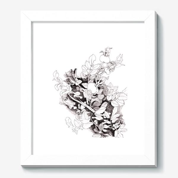 Картина «Шиповник »