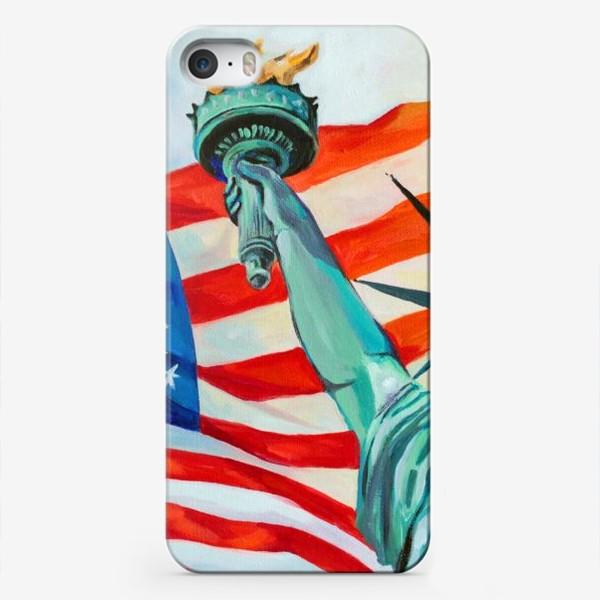 Чехол iPhone «New York»